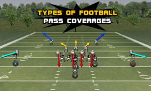 types football pass coverages 300x180 Football Plays | Football Strategies  | Madden Tips | Madden